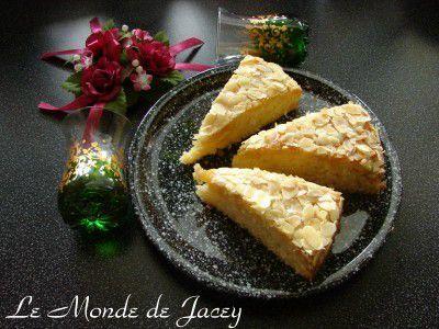 Marokkanischer Mandelkuchen Le Monde De Jacey Tunesische Kuche