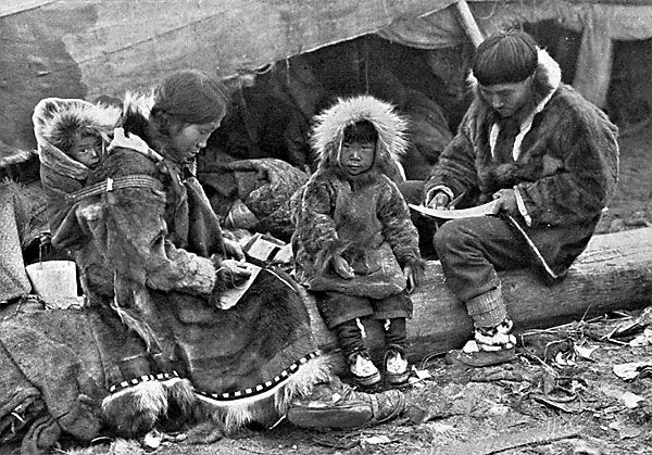INUITS famille