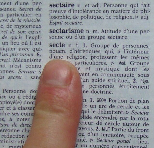 Rencontre definition dictionnaire