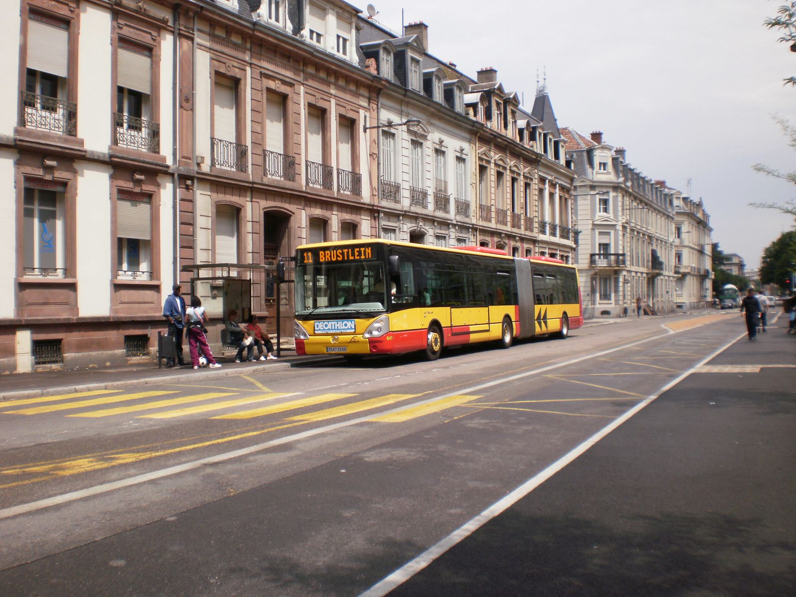 ligne 11 austerlitz brustlein bus et tram mulhouse. Black Bedroom Furniture Sets. Home Design Ideas