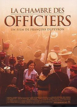 La chambre des officiers le film le blog de pimprenelle for Resume la chambre des officiers