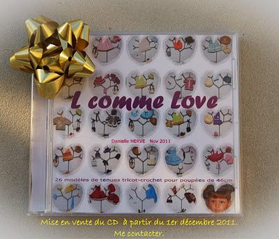 L comme Love CD1
