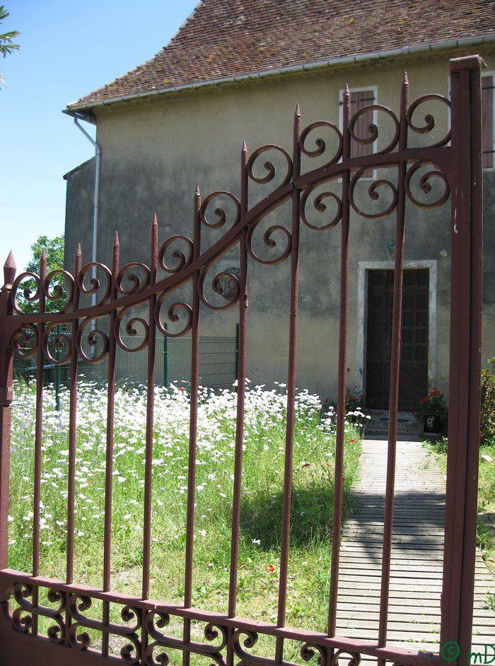 Pimbo portail pesbytère PK