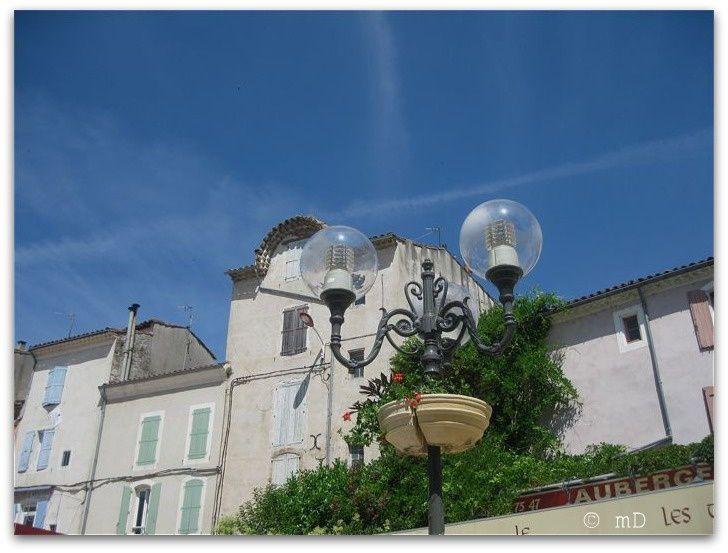 Anduze, maison lanterne k