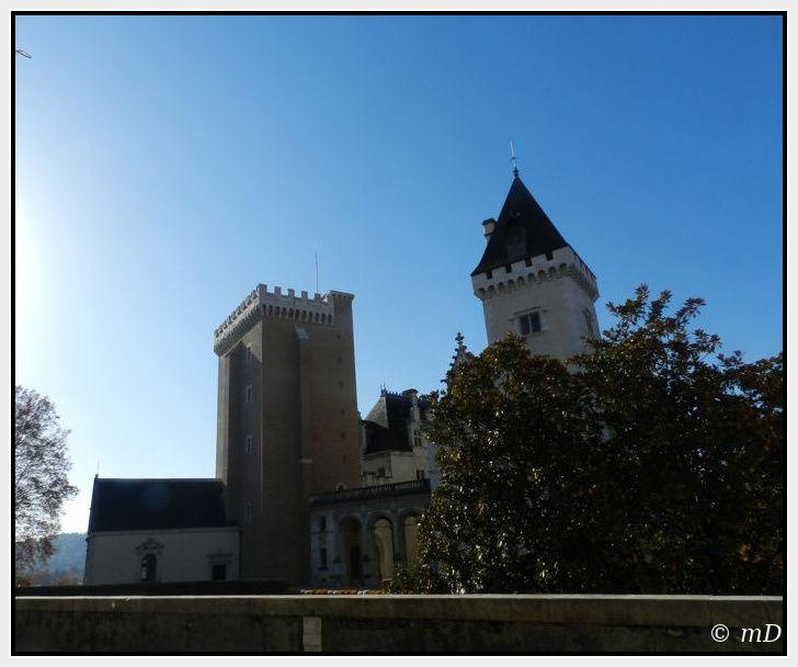 chateau Pau 1 TX