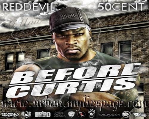 50 Cent - Before Curtis