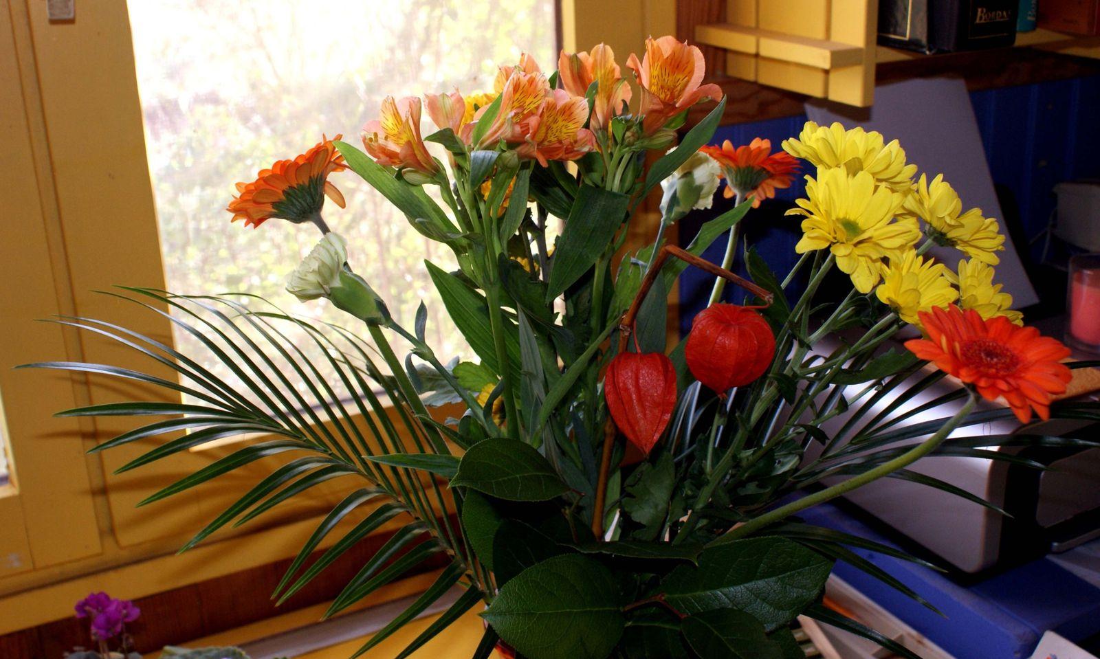 Bouquet anniv 13072