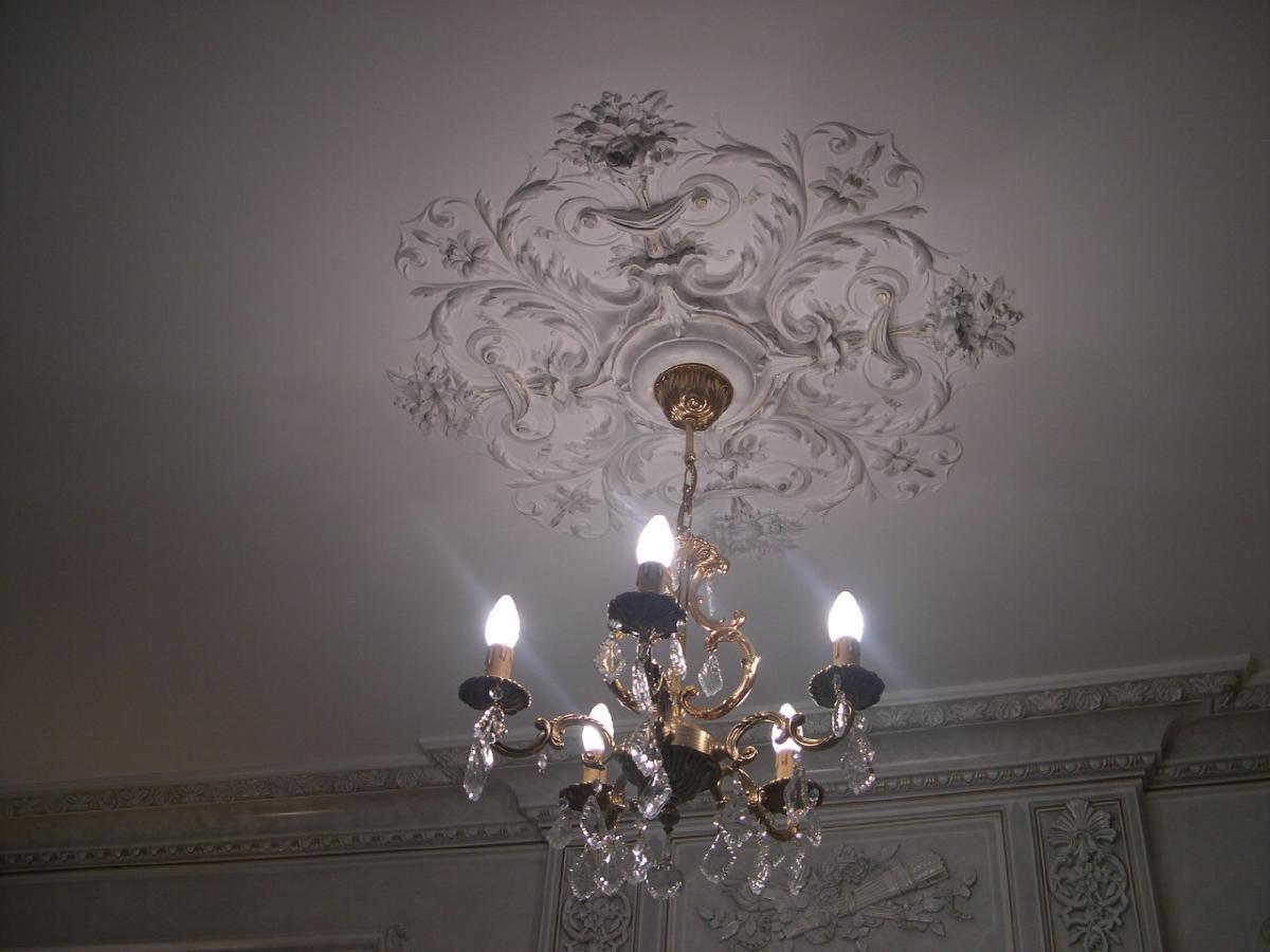 rosace incrust e artisan staffeur pl trier d corateur. Black Bedroom Furniture Sets. Home Design Ideas