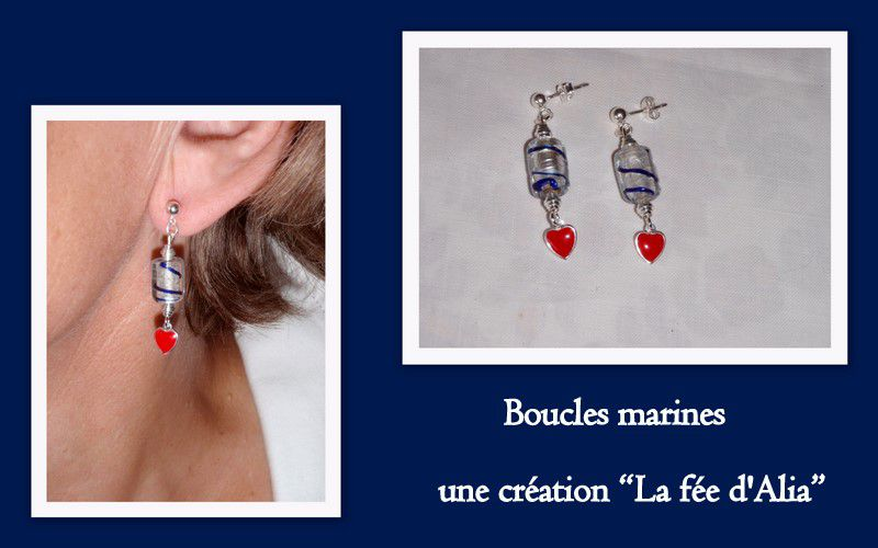 boucles marines