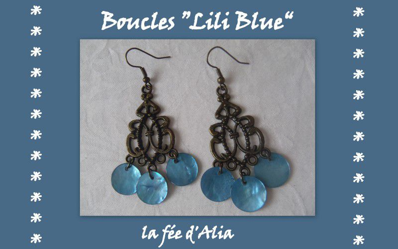 boucles lili blue