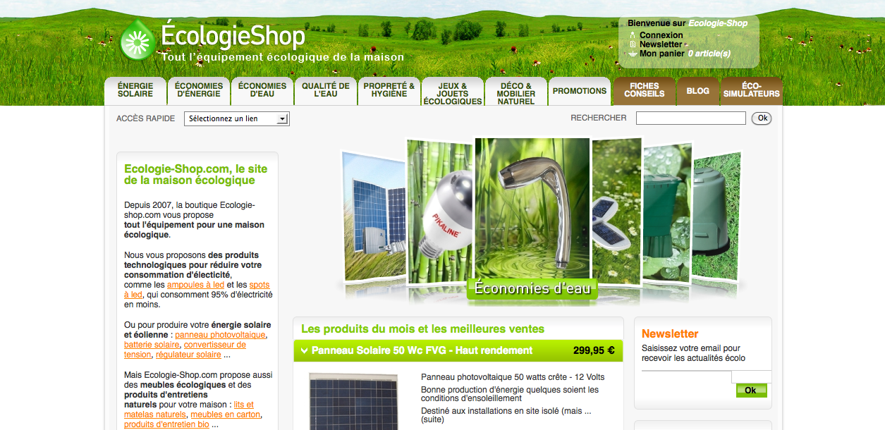 Ecologie-Shop.net