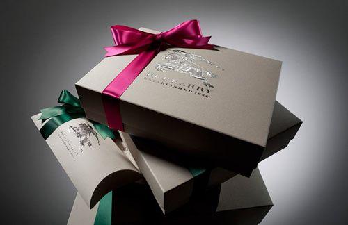 Burberry cadeaux