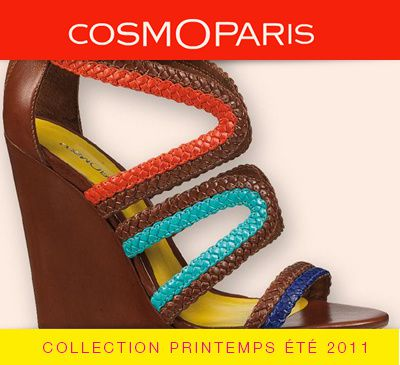 cosmoparis printemps-ete-2011