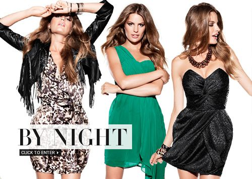 HM collection by-night
