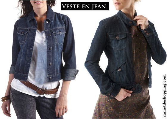 laredoute jeans soldes