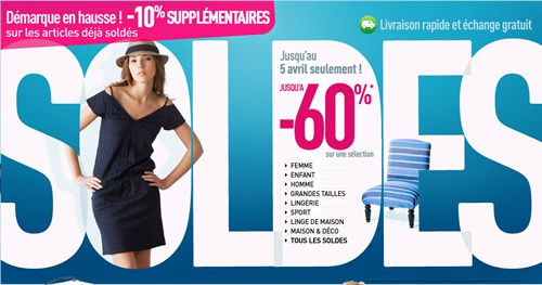 laredoute soldes avril10