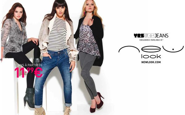 new-look yes-collection