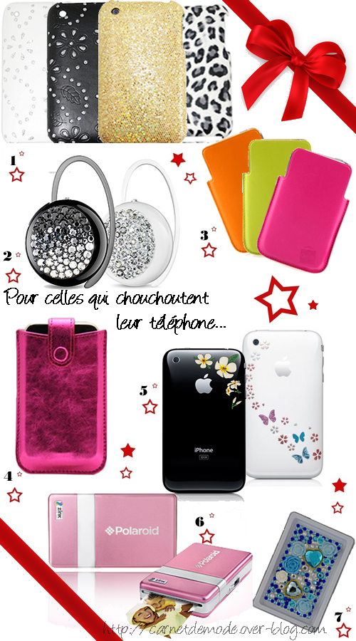 selection cadeau telephone
