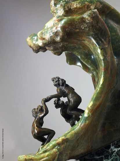 Camille Claudel La Vague