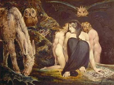 hecate-William blake