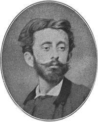 ristan Corbiere portrait