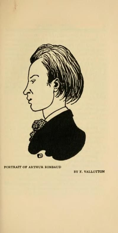 Rimbaud F Vallotton