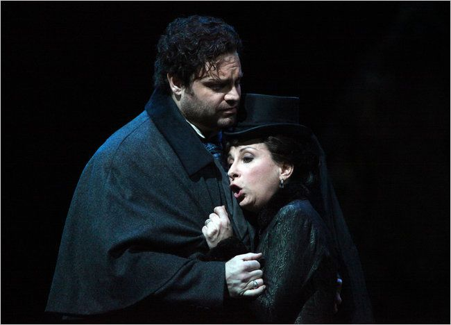 met lucia dessay calleja Joseph calleja & natalie dessay in the met's lucia di lammermoor find this pin and more on opera duos,trios,etc by doug see more.