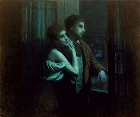 Charles amable lenoir rêverie 1893