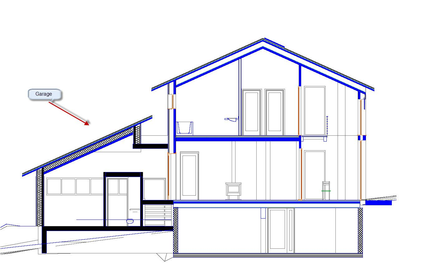 Plan extension maison 40m2 top incroyable plan maison for Maison de 40m2