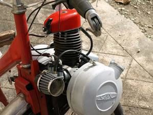gonfler un moteur solex 2200