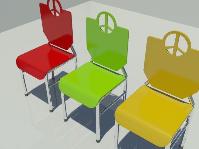 Chaises design for Chaise du capitaine