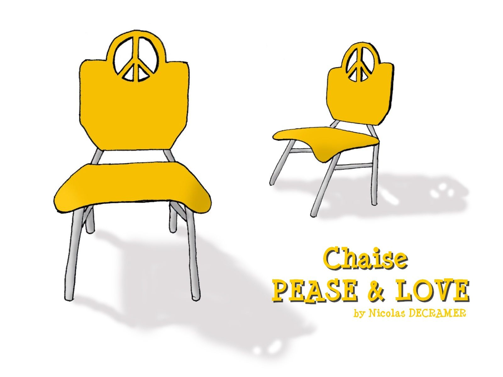 Design peace for Chaise du capitaine