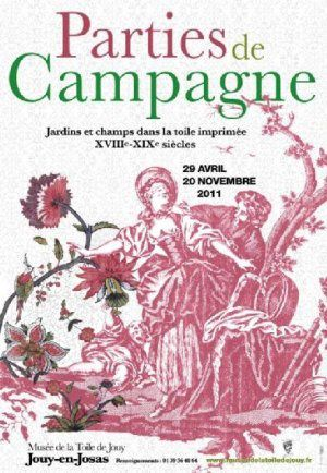 parties de campagne musee toile jouy