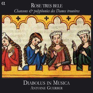 rose tres bele diabolus in musica