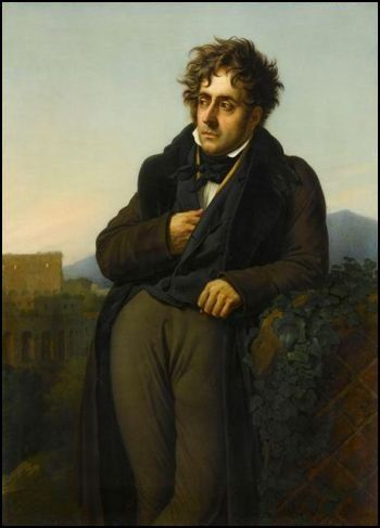 francois rene chateaubriand girodet trioson