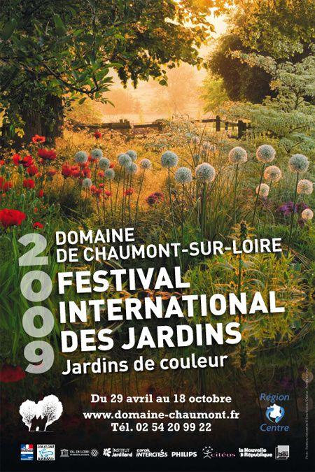 Les jardins de chaumont sur loire sylire - Jardins chaumont sur loire ...