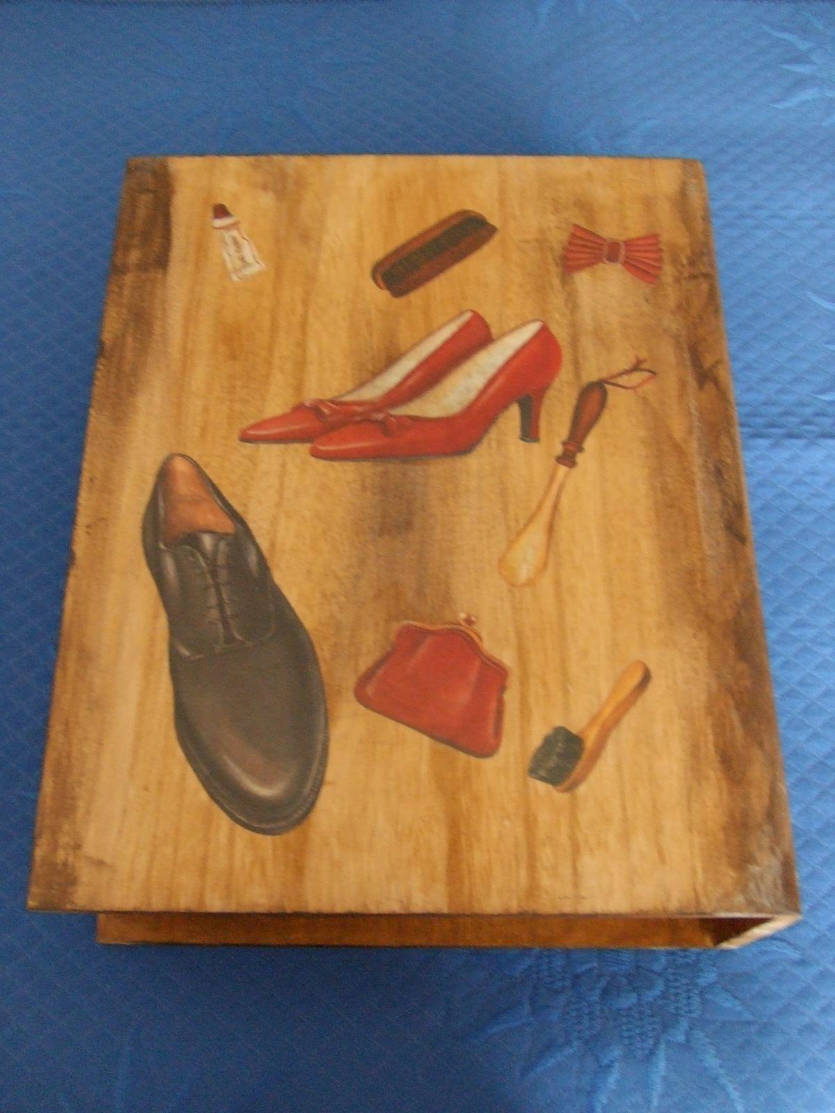 Album Boites Chaussures Le Blog De C Line