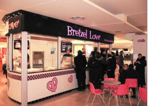 Bretzel love chatelet horaire