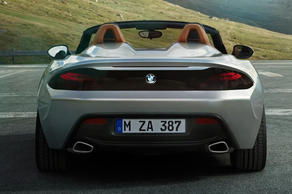 Bmw Zagato Roadster The Racing Line