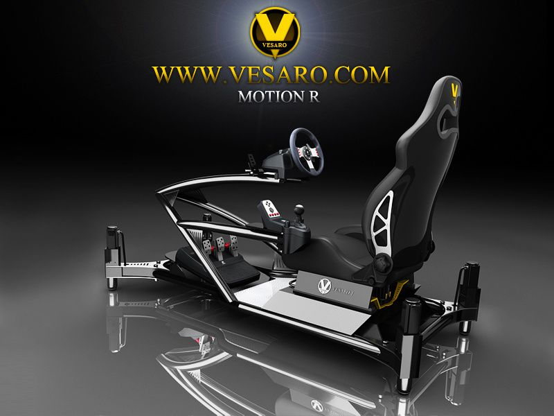 vesaro un cockpit modulable the racing line. Black Bedroom Furniture Sets. Home Design Ideas