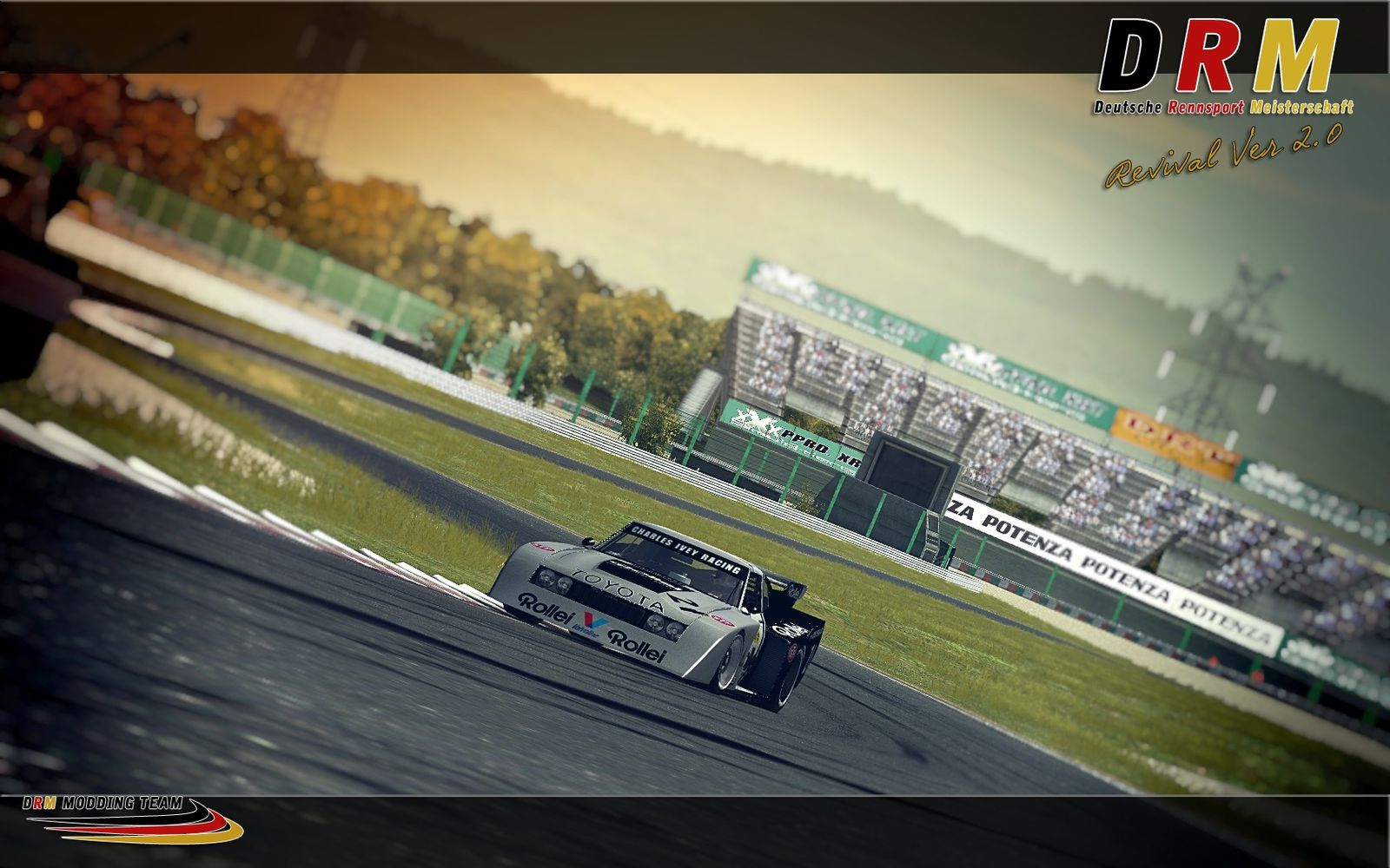 rFactor Mod DRM Revival 2 0B disponible ! - The Racing Line