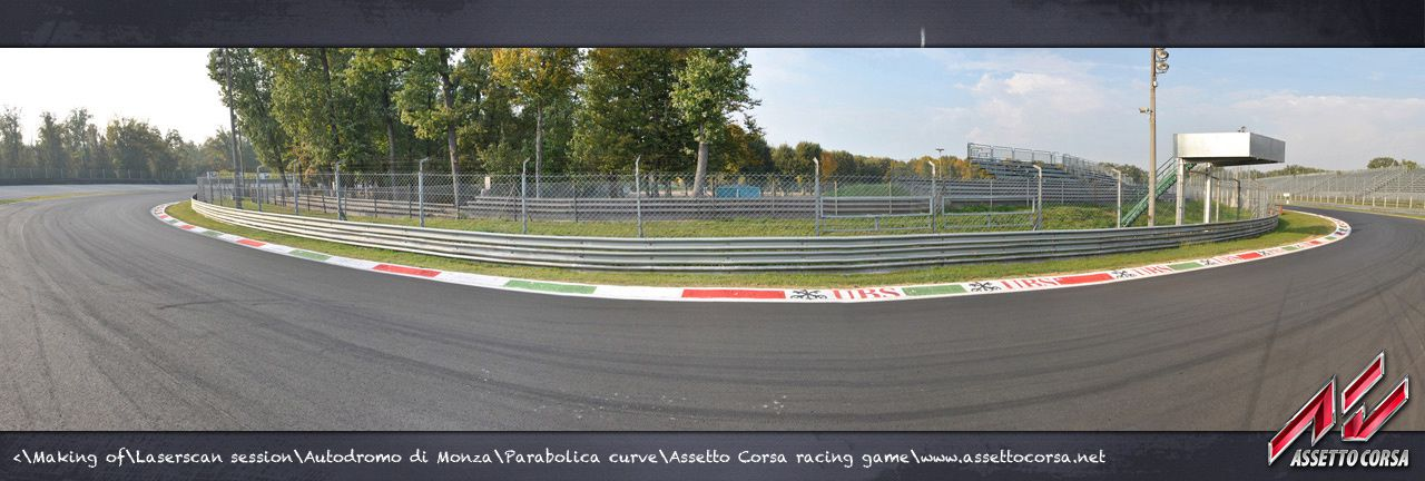 assetto corsa licence circuit de monza the racing line. Black Bedroom Furniture Sets. Home Design Ideas