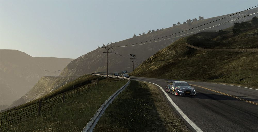 project cars routes de campagne the racing line. Black Bedroom Furniture Sets. Home Design Ideas