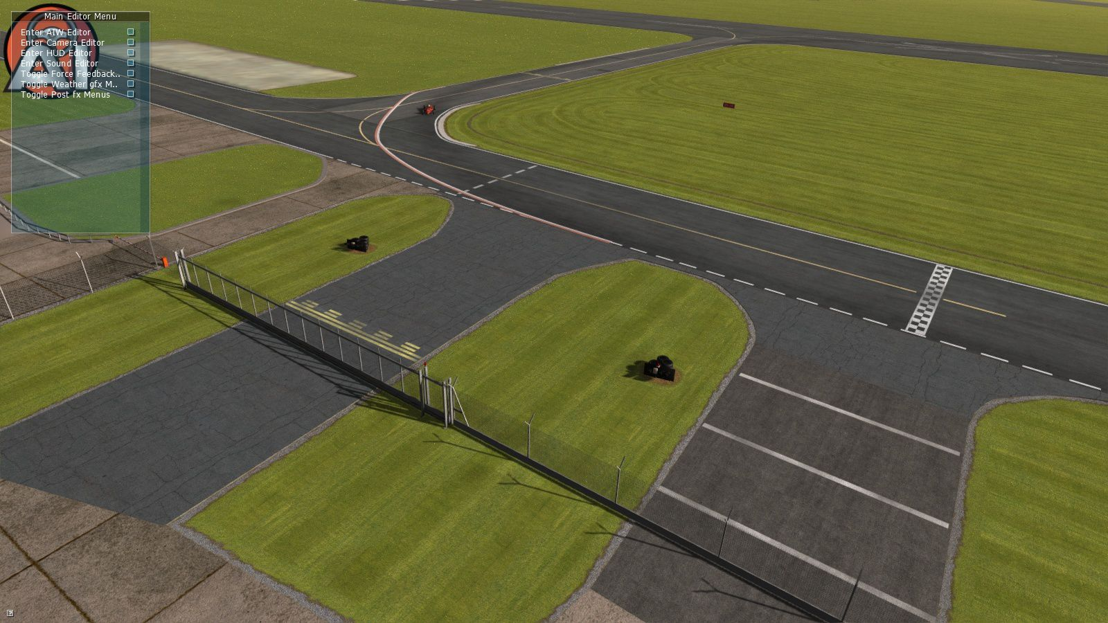 rfactor 2 circuit top gear test track en pr paration the. Black Bedroom Furniture Sets. Home Design Ideas