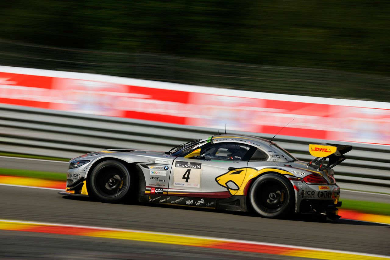 La Bmw Z4 Gt3 Sera Dans R3e The Racing Line