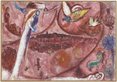 Chagall le cant des cant