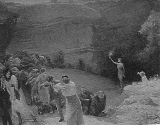 La Vérité Faugeron adolphe 1914