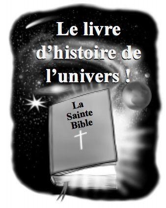 Bible le-livre-d'histoire de l'univers