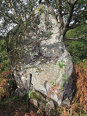 URRUGNE Monolithe Barzeleku