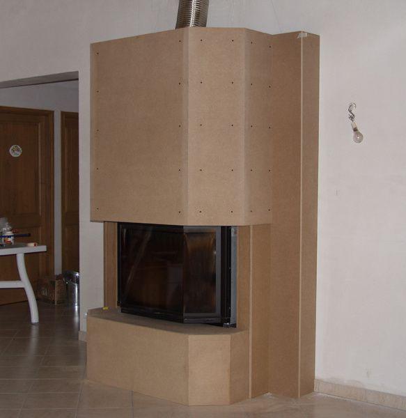 habillage de chemin e supra real int rieurs travaux de constructions et d am nagements. Black Bedroom Furniture Sets. Home Design Ideas